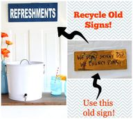 How To Make a Sign -