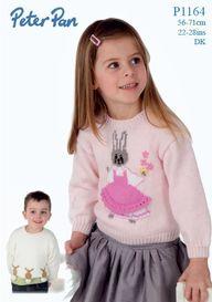 Bunny Sweaters in Pe