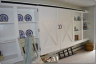 Create a barn door c
