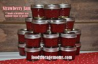 Strawberry Jam using