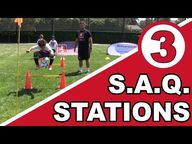 3 SAQ Stations - Dri