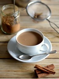Chai Spiced Hot Coco