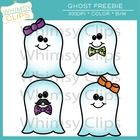 The ghost clip art f