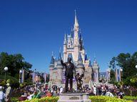 Magic Kingdom Walt D