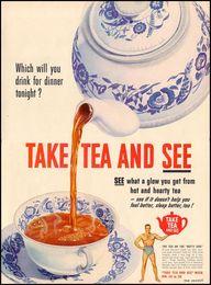 TAKE TEA AND SEE, 19