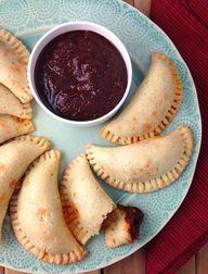Paleo Chili Hand Pie