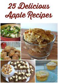 25 Delicious Apple R