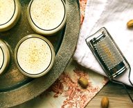 #DIY #Vegan #Eggnog
