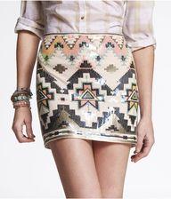 gorgeous Aztec print...
