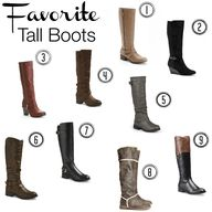Favorite Tall Boots...