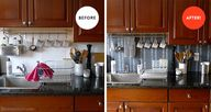 backsplash before &