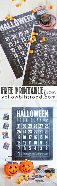 Free Printable Chalk