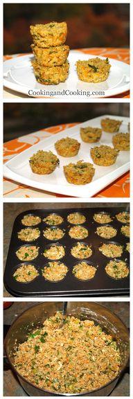 Quinoa Bites Recipe