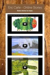 Eric Carle - Online