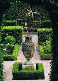 iron garden decor!
