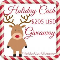 Holiday Cash Giveawa