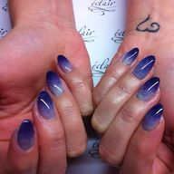 Perfect gel mani for