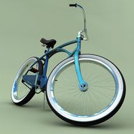 want a cruiser bike