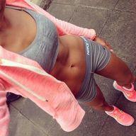Running Nike crunch