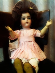 Another antique doll