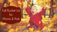 Fall Bucket List for...