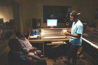 Ramani in recording