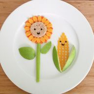 Easy sunflower and c