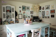 A workroom but more