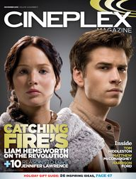 Katniss and Gale on
