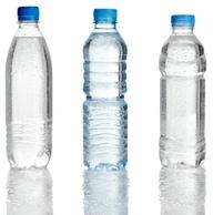 Agua embotellada de