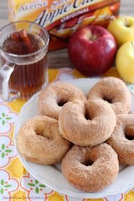 Apple Cider Donuts -