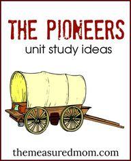 pioneer unit study i