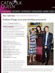 Fashion Fringe Semi