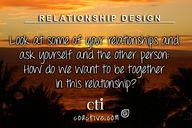 Relationship Design.