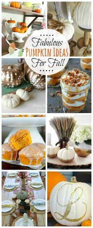 Lots of great pumpki