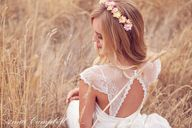 Gorgeous lace back d