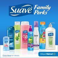 Walmart Suave Family