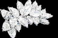 Diamond king in heat