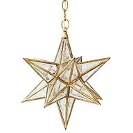Moravian Star Glass