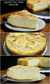 Layered Crème Brûlée
