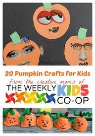 20 Fun Pumpkin Craft