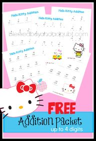 FREE Hello Kitty add