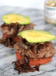 Paleo Burgers with C
