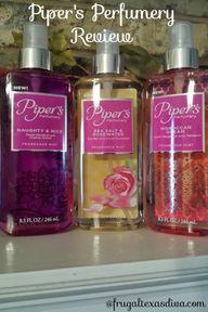 Piper's Perfumery Re