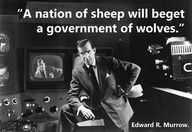 Edward R. Murrow - ""