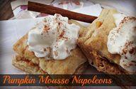 Pumpkin Mousse Napol