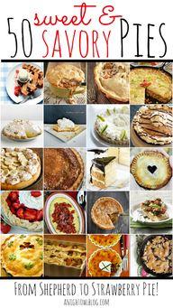 50 Sweet & Savory Pi