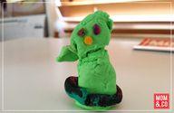 A Little Green Monst