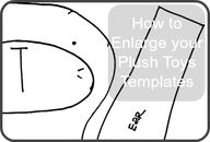 how to enlarge a tem