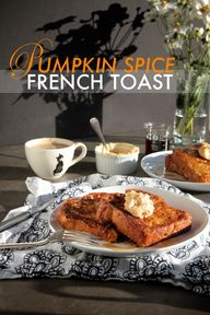 Pumpkin Spice French